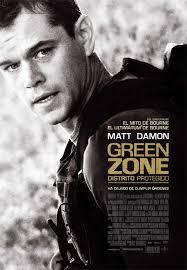 Película: Green Zone. Distrito protegido