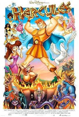Película: Hércules (1997)