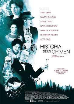 Película: Historia de un crimen