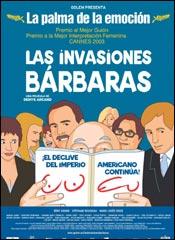 Película: Las invasiones bárbaras