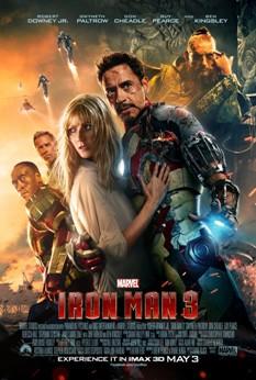 Película: Iron Man 3
