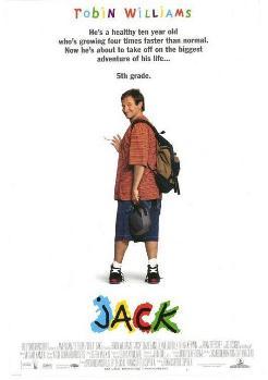 Película: Jack (1996)