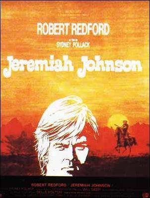 Película: Las aventuras de Jeremiah Johnson