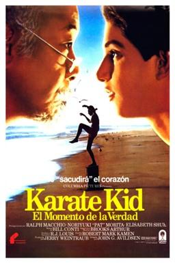 Película: Karate kid (El momento de la verdad)