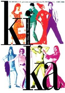 Película: Kika