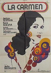 Película: La Carmen