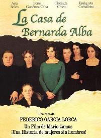 Película: La casa de Bernarda Alba