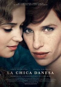 Película: La chica danesa