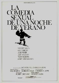 Película: La comedia sexual de una noche de verano