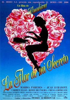 Película: La flor de mi secreto