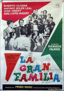 Película: La gran familia