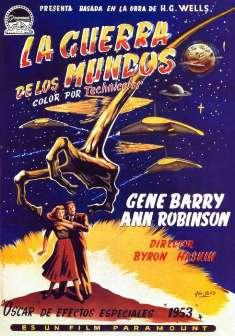 Película: La guerra de los mundos (1953)