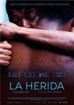 Película: La herida (The wound)