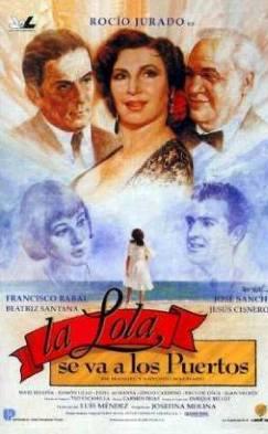 Película: La Lola se va a los puertos (1992)