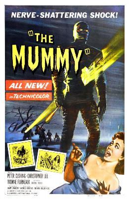 Película: La momia (1959)