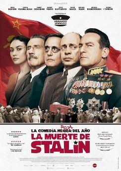 Película: La muerte de Stalin