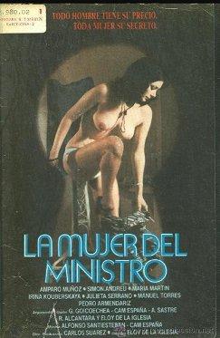 Película: La mujer del ministro