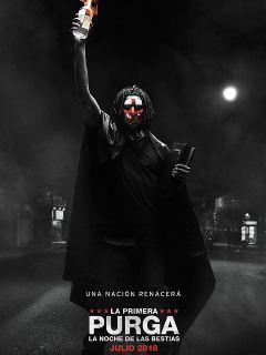 Película: La primera purga: La noche de las bestias