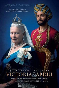 Película: La Reina Victoria y Abdul