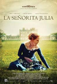 Película: La señorita Julia