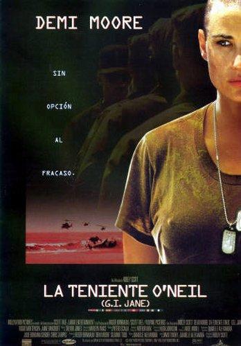 Película: La teniente O'Neil