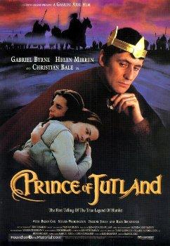 Película: La verdadera historia de Hamlet, príncipe de Dinamarca