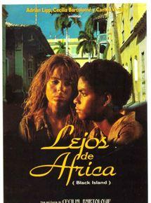 Película: Lejos de África