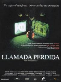 Película: Llamada perdida (2003)