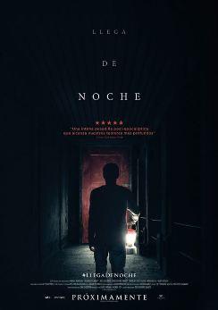 Película: Llega de noche
