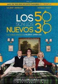 Película: Los 50 son los nuevos 30