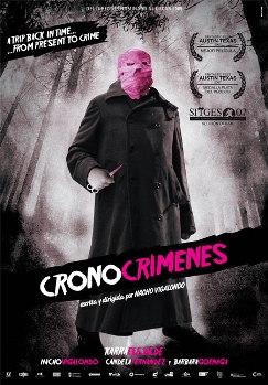 Película: Los cronocrímenes