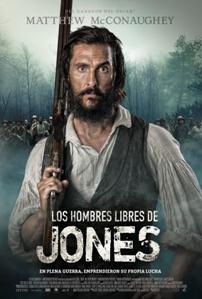Película: Los hombres libres de Jones