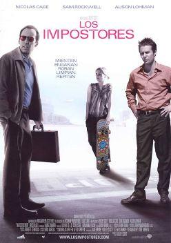 Película: Los impostores