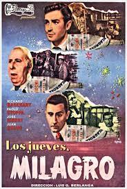 Película: Los jueves, milagro