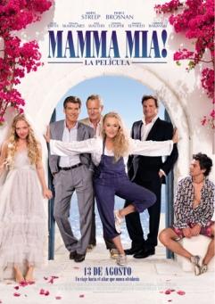Película: Mamma mia! La película