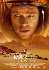 Película: Marte (The martian)