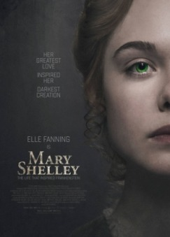 Película: Mary Shelley