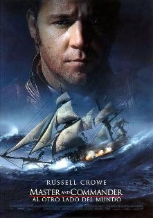 Película: Master and Commander. Al otro lado del mundo