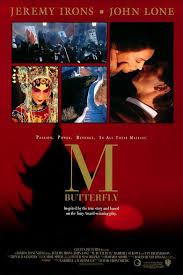 Película: M. Butterfly