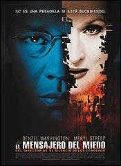 Película: El mensajero del miedo