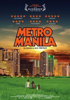 Película: Metro Manila