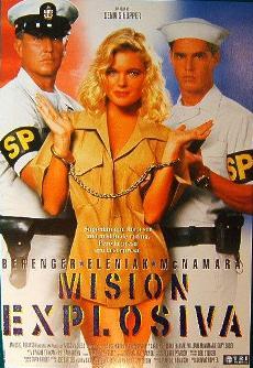 Película: Misión explosiva