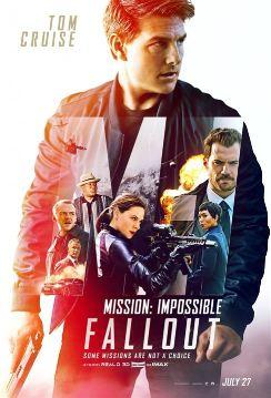 Película: Misión imposible: Fallout