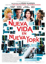 Película: Nueva vida en Nueva York