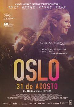 Película: Oslo, 31 de agosto