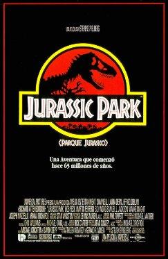 Película: Parque Jurásico