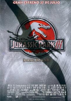Película: Parque Jurásico III