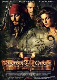 Película: Piratas del Caribe. El cofre del Hombre Muerto