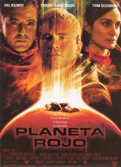 Película: Planeta rojo