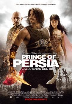 Película: Prince of Persia: Las arenas del tiempo